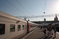 Transiberiano tren