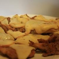 Recetas de otoño: Setas empanadas con queso