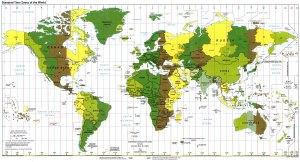 Husos-horarios-o-zonas-horarias-en-el-Mundo