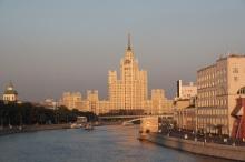 Rascacielos en Moscu