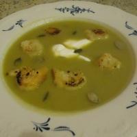 Canal cocina: Sopa de guisantes