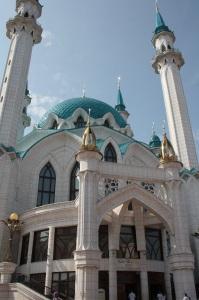 Mezquita Kazan