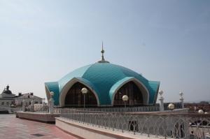 Edificio mezquita krenlim