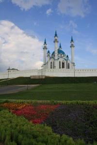 Parque alrededor del Kremlin