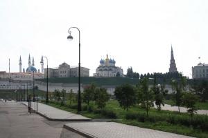 Vista del Kremlin