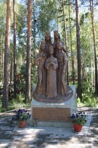 Estatuas ultimos zares