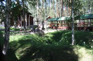 Lugar donde el cuerpo del Zar y su familia fue enterrado en primer lugar.