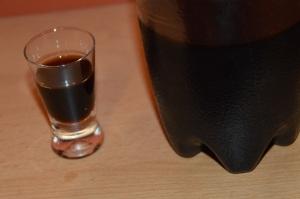 licor cafe casero