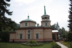 Iglesia Lystvyanka