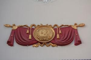 Detalle del teatro