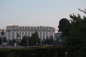 Busto de Lenin