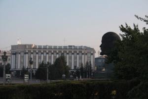 Cabeza de Lenin