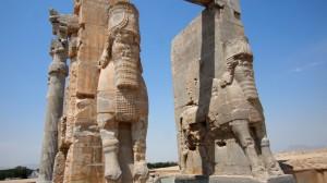 La antigua capital del imperio Persa conserva parte de su viejo explendor