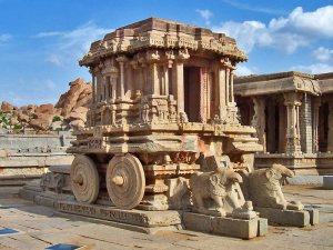La belleza de una ciudad India preservada del pasado