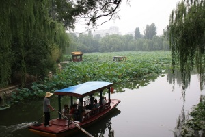 Parque de bambu