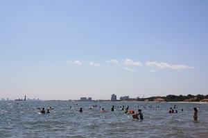El mar amarillo en Beidahe