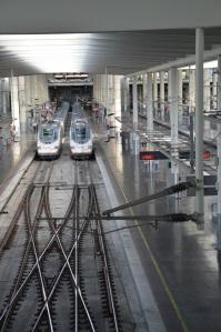 AVE estación de Atocha