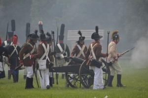 Artillería en campaña