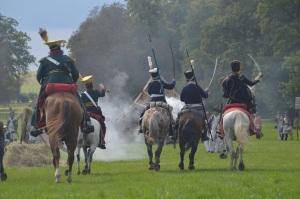 Carga de caballería