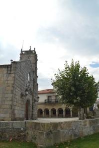 Iglesia en Bouzas, Vigo