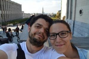 Foto en Bruselas