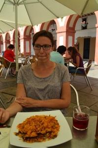 Comiendo en Córdoba