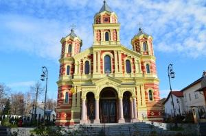 Iglesia en Craiova, Rumania