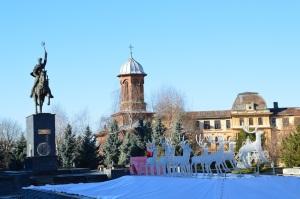 Plaza Mihai Veteazu