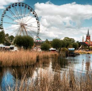 Foto del Werder Baumblütenfest, en Alemania