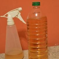 Formas de usar el vinagre además de para aliñar