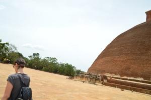 Caminando por  la Pagoda