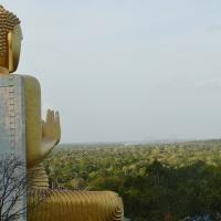 La cueva del Buda y el palacio del león