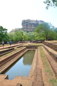 Jardines, Sigiriya