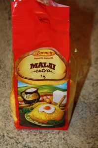 Malai, harina de maiz