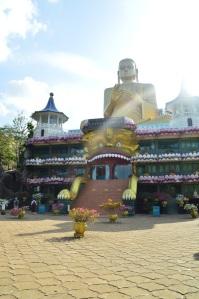 Templo dorado. Museo del budismo