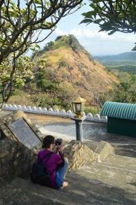 Vistas desde lo alto Dambulla