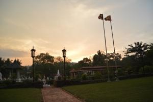 Atardecer en Kandy