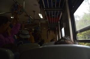 En el tren con destino a Ella. Ahora más vacío