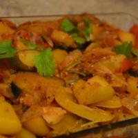 Cocinando por el mundo: Ajapsadali (Georgia)