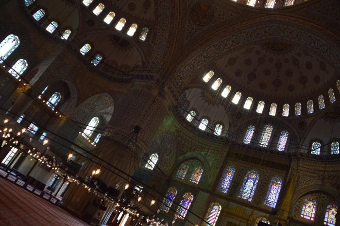 Mezquita azul - Blue Mosque