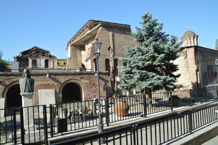 Corte vieja - Old court