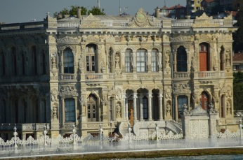 Palace along the Bosphorus