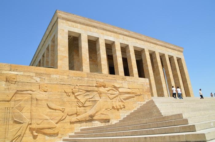 Ataturk mausoleo