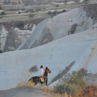 La tierra de los hermosos caballos, Capadocia - The land of the beautiful horses, Cappadocia