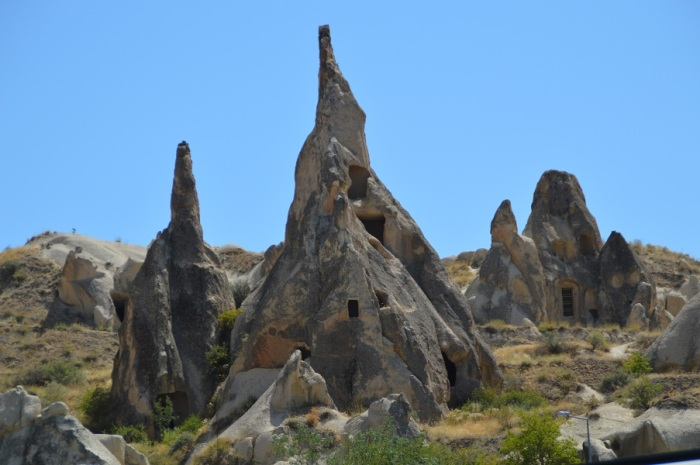 Chimeneas de hadas - Fairy chimneys