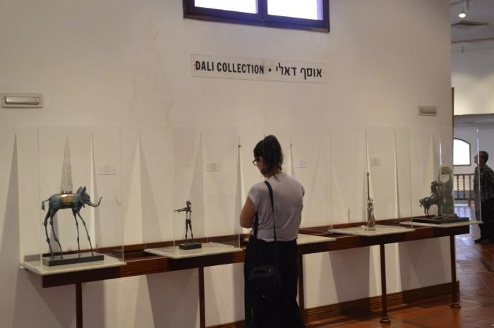 Exibición de Dali - Dali´s exhibition