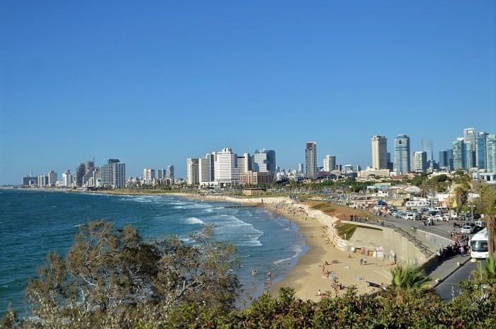 Tel Aviv desde Yaffo - Tel Aviv from Yaffo