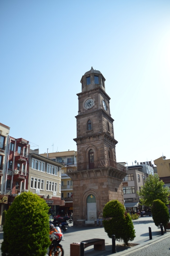 Torre del reloj - Clock tower