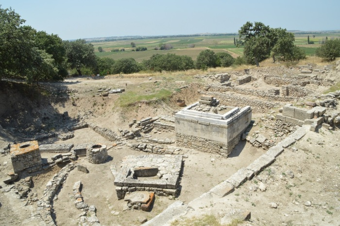 Troya Greco - Romana - Greek Roman Troy