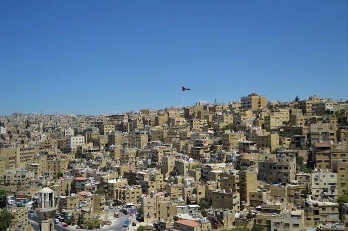 Amman desde la ciudadela - Amman from the citadel
